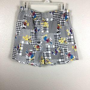 100% Cotton Disney Boxer Shorts Sz L